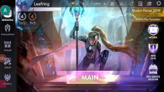Review hero baru kinetic Vainglory