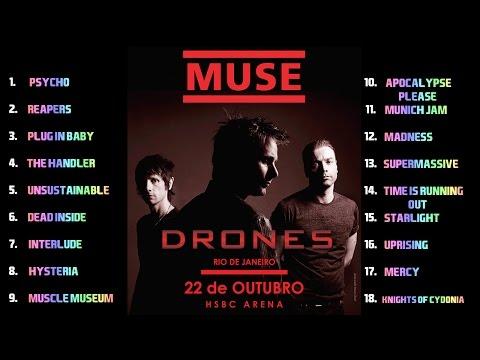 MUSE - Live @ HSBC Arena, Rio de Janeiro 2015 [FULL CONCERT]