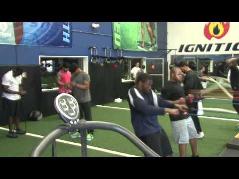 Day 11: NFL Preseason Training