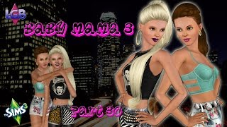 The Sims 3: Baby Mama 3 Part 30 Raffinee Gangsta Granny
