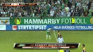 Gambar cover Kennedy gör sista målet någonsin på Söderstadion