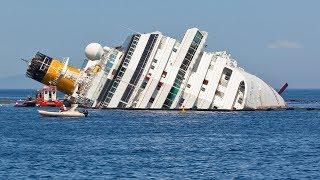 8 Modern Day Shipwrecks!