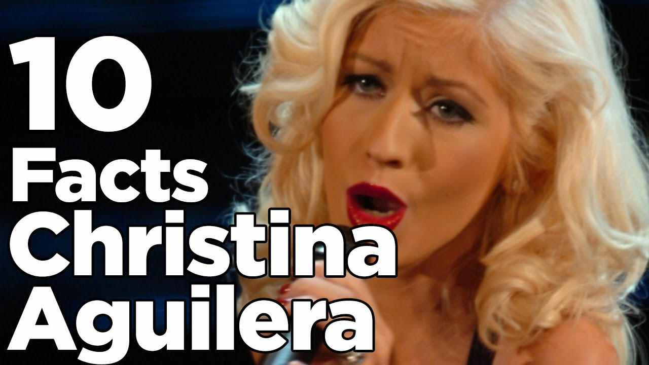 All fun facts about christina aguilera talented message