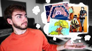 106 insensatos crean su propio videojuego musical, y yo los analizo 🤔