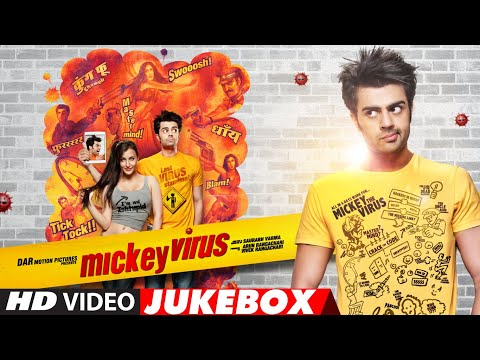 Mickey Virus: Video Jukebox   Manish Paul, Varun Badola, Elli Avram   Full Movie Songs