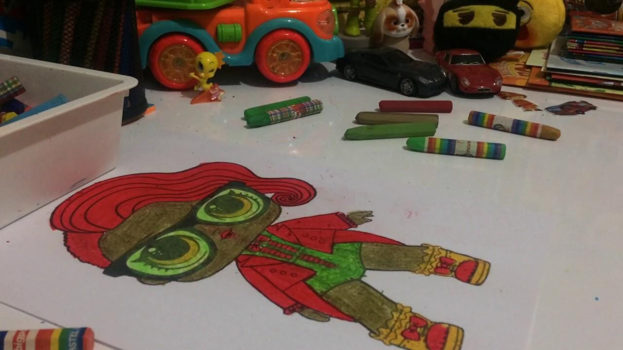 Lol Bebek Boyama 11 Yeni Izle Oyun Boyama Puzzle Youtube