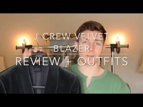 Velvet Blazer Review + How to wear it