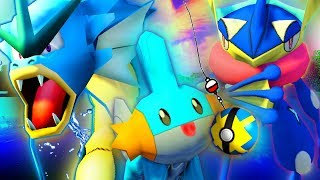 Minecraft Pixelmon FISHING BATTLE! (Minecraft Pokemon Mod)