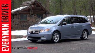 Review: 2013 Honda Odyssey on Everyman Driver