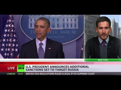 Obama authorizes 'economic embargo' on Crimea