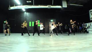 Eric Bellinger x Focused On You | Choreography by: RickyCole_MWC