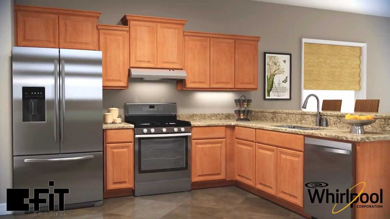 Kitchen Aid Range Kid Kitchens Fit System By Whirlpool® - Youtube