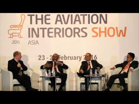 Terminal Design - Aviation Festival Asia 2016 (Part 2/2)