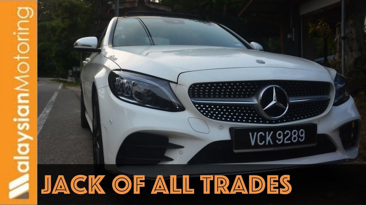the goldilocks car | 2019 mercedes-benz c300 amg-line review
