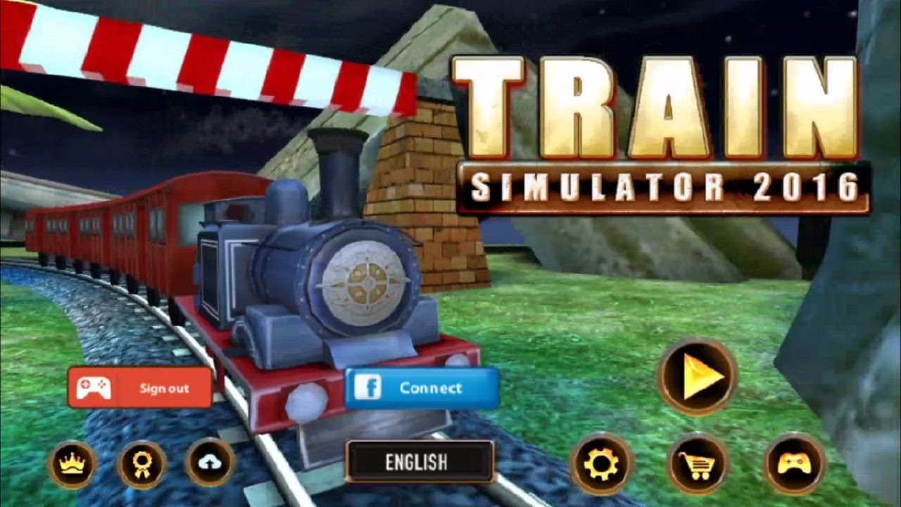 train simulator games 2016