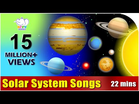 the solar system song kidstv123 - photo #30