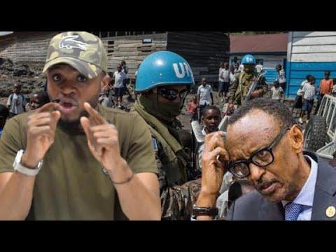 L' ONU CONFIRME LES CRIMES  COMMIS  PAR  LE RWANDA A L'EST DE LA RDC  AVEC PREUVE A L'APPUI