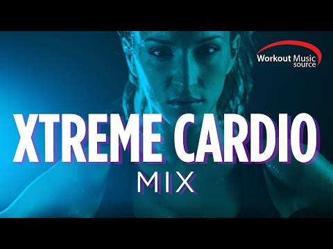 Workout Music Source  Xtreme Cardio Workout Mix 140155 BPM