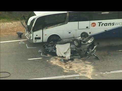 شاهد: حادث سير مروع يودي بحياة سائحتين صينيتين في أستراليا …  - نشر قبل 39 دقيقة