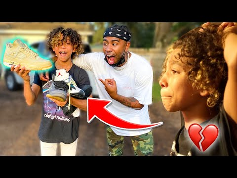 Surprising Fan Who's Mother Died w/ $10,000 Back To School Shopping Spree...(Emotional)