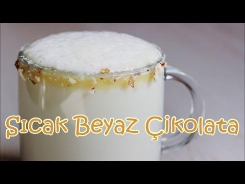Sıcak Beyaz Çikolata Nasıl Yapılır?☕ | Bi'mutfak #32