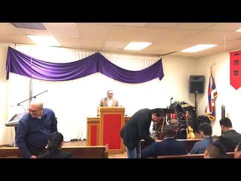 La Iglesia de El Monte CA con el Hermano Hanz Brooks