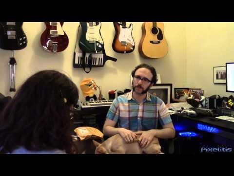 Pixelitis - Interview with Bastion & Transistor composer Darren Korb