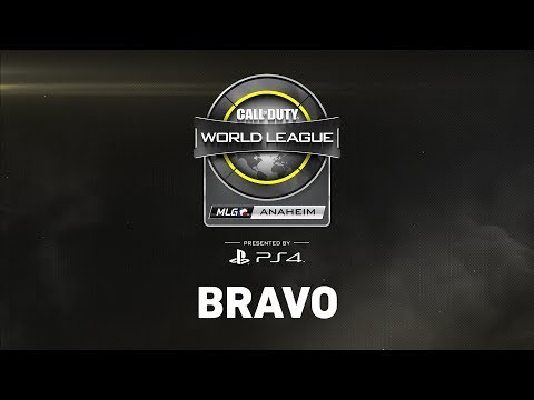 CWL Anaheim Open Presented by PlayStation 4 - Day 2 - Bravo Stream