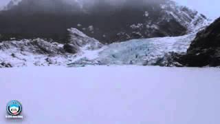 AK 05 Mendenhall Glacier Time lapse Alaska SD