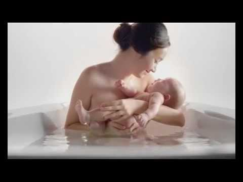 Exact bath with son mom