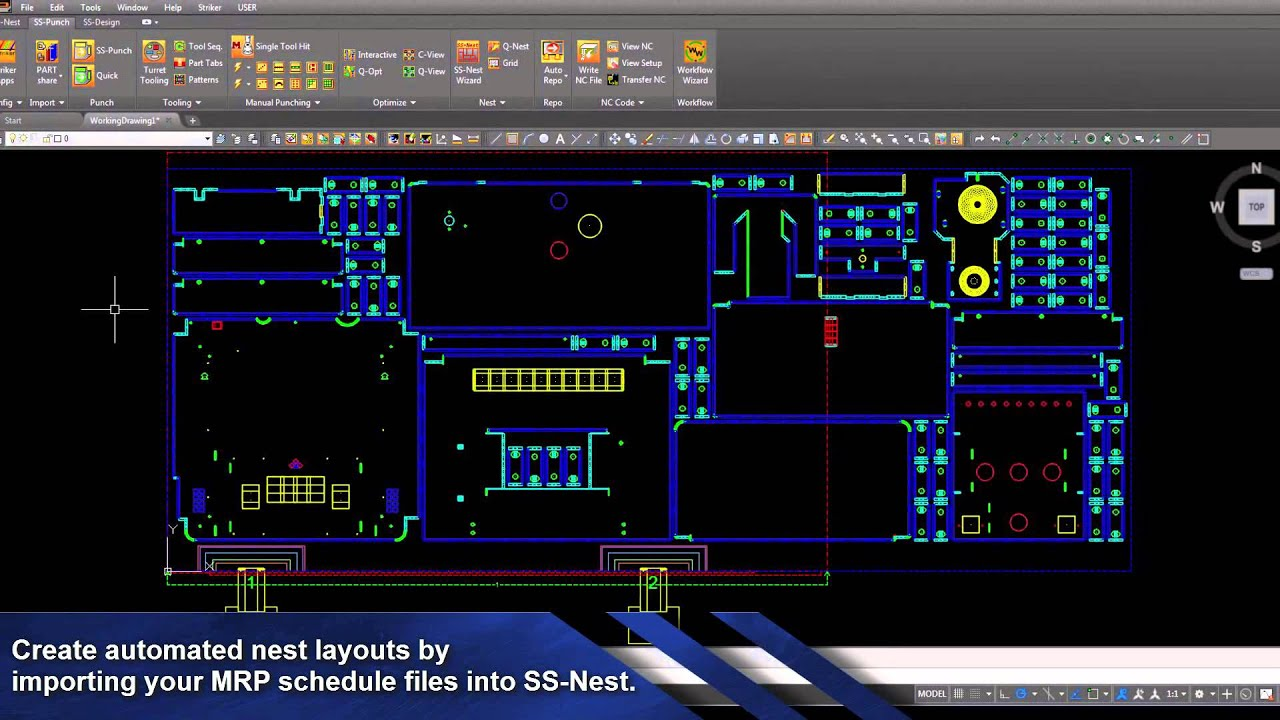 Striker Cad Cam Nesting For Autocad And Autodesk: web cad software