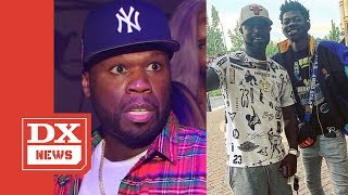 """50 Cent Clowns Young Buck & Lil Nas X With """"Fresh Out The Barn"""" Collab Joke"""