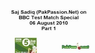 BBC TMS Saj 06 Aug Part 1
