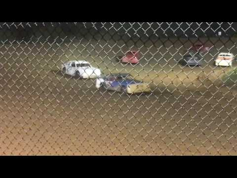 Brad Calhoun Dirt Track Racing 5/28/17