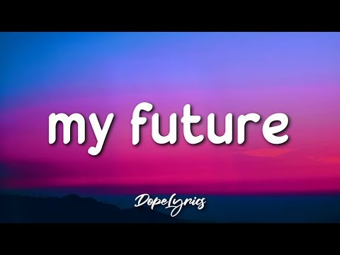 my future - Billie Eilish (Lyrics) 🎵