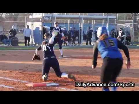 The Daily Advance | High School Softball | Riverside at Edenton