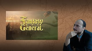 "Gaming History: Fantasy General ""Love and Hate"""