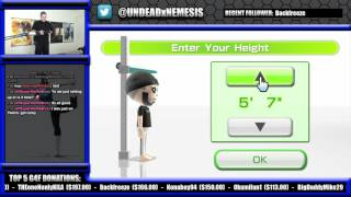 Weight Loss Journey | Day 1 | Wii Fit U