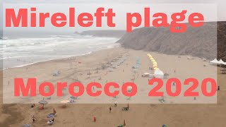 Mireleft Beach Morocco 2020