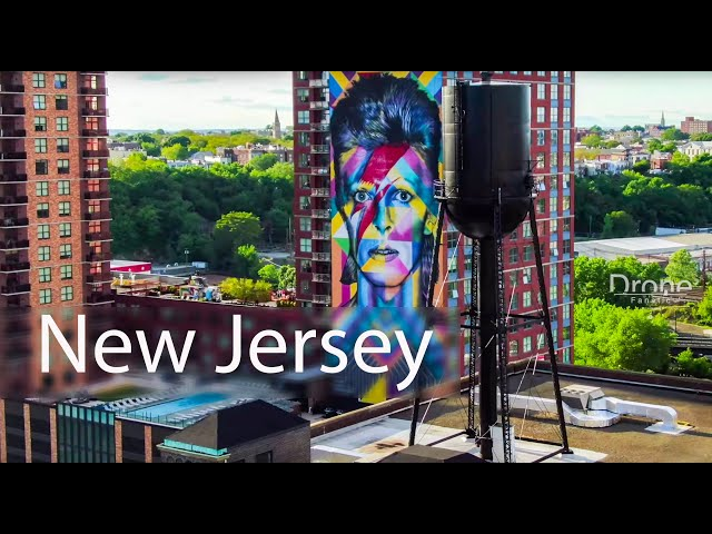 New Jersey Drone