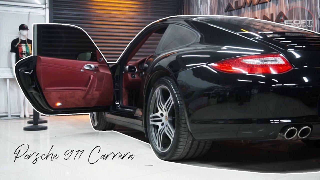 Porsche 911 Carrera Restorasyonu