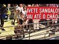 """Ivete Sangalo: primeiro """"tira o pé"""", depois """"vai até o chão"""""""