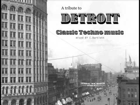 A tribute to Detroit - Classic Techno mix