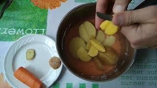 Чечевичный суп - самый простой и вкусный рецепт