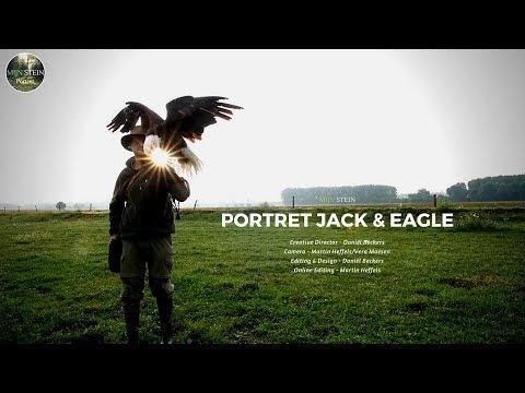 Mijn Stein Portret - Jack & Eagle