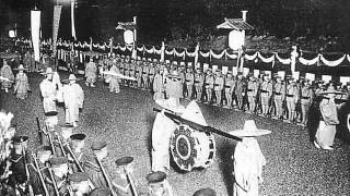 Emperor Mutsuhito died 100 years ago (July 30, 1912) and received p...