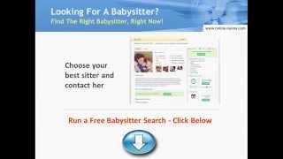 Free Babysitter Finder - The Top Babysitting Website