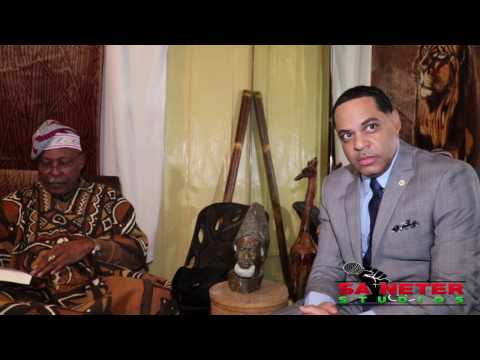 Dr. Wesley Muhammad PH.D. Chemicals In Weed Feminizes Black Men