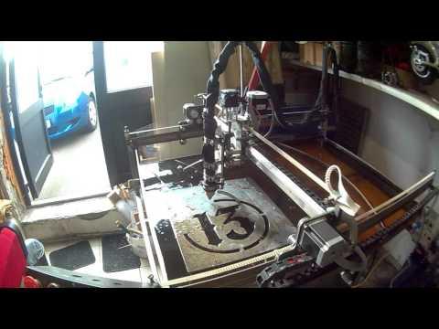 DIY CNC-PLASMACUTTER