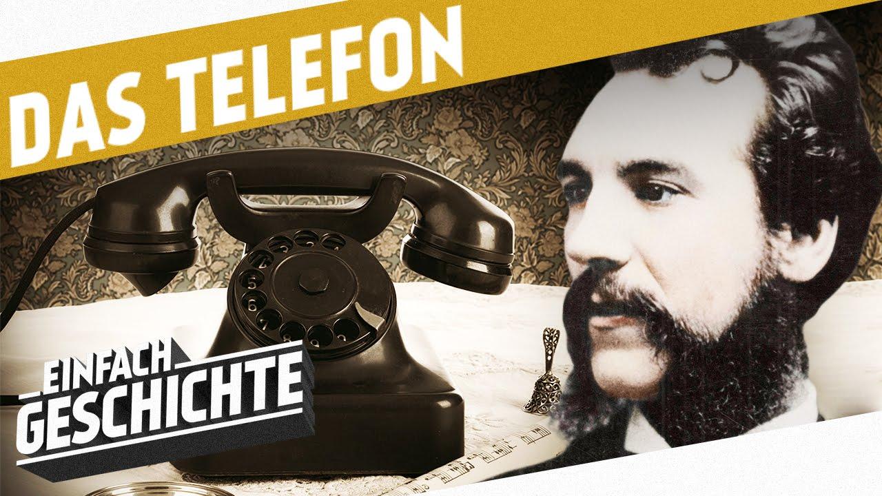 Die Erfindung Des Telefons